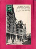 45 Loiret, Orléans, Rue Du Tabour, Maison De L'Annonciade, Animée, (Th. G.) - Orleans