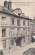 CREPY-en-VALOIS: Hôtel De Ville - Crepy En Valois