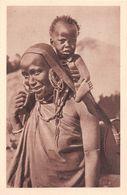 ¤¤  -  KENYA   -  Une Maman Et Son Son Enfant    -   ¤¤ - Kenya