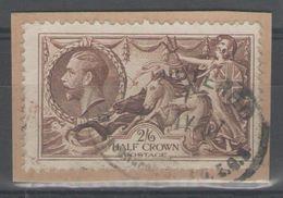 GRANDE-BRETAGNE:  N°198 Oblitéré S/petit Frag.     - Cote 37€ - - 1902-1951 (Könige)