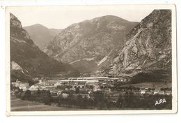 09 Tarascon Sur Ariège, Usines De Sabart (A1p34) - Otros Municipios