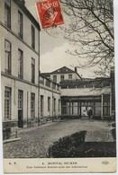 6934 - Paris - HOPITAL  NECKER  : Accés Aux Laboratoires  - Circulée En 1909   Santé - Santé, Hôpitaux