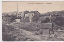 Conques Usine Metalurgique La Caumette - Conques Sur Orbiel