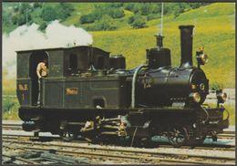 Chemin De Fer Touristique Blonay-Chamby - Perrochet CPM - Trains