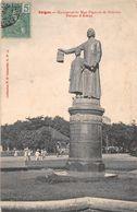 ¤¤  -  VIÊT-NAM   -  COCHINCHINE  -   SAIGON   -  Monument De Mgr Pigneau De Behaine Evêque D'Adran   -   ¤¤ - Viêt-Nam