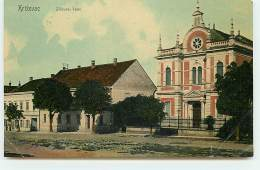 Krizevac - Zidovski Hram - Synagogue - Jewish