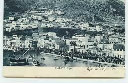 Grèce - CALINO (Egeo) - Greece