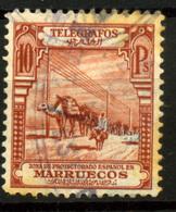2389- Marruecos Español Nº 31 - Maroc Espagnol