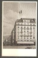 Carte P ( Genève / Hôtel Bernina ) - GE Genève