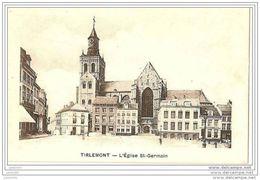TIRLEMONT ..--  L'Eglise St - Germain . - Tienen