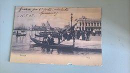 CARTOLINA VENEZIA - MOLO - Venezia (Venice)