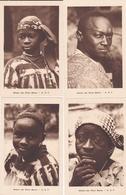 ¤¤  -  A.O.F.   -  Lot De 12 Cartes   -  Portrait De Femmes Et D'Hommes  -  Scarification      -   ¤¤ - Postcards