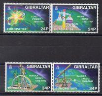 GIBRALTAR  Timbres Neufs ** De 1994   ( Ref 5209 )  Europa - Gibraltar