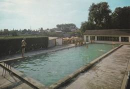 Carte 1970 MAYET / LA PISCINE DE L'HOTEL ST NICOLAS - Mayet