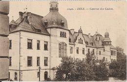 CPA - DIEZ - Caserne Des Cadets - Diez