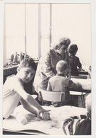 5 Photo NEDERLAND Hollande Belgique -ecole Eleve Cours Travaux Manuels 1960 - Scholl Leerling Handleiding  Jongen - Personnes Anonymes