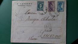 Bulgarie, Lucerne 1923 - Dienstmarken