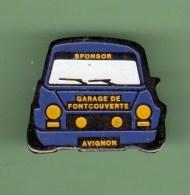 AVIGNON *** GARAGE DE FONTCOUVERTE  *** 0003 - Badges