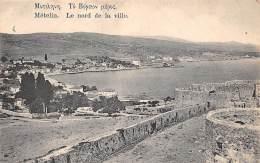 Grece. N° 45319 . Metelin . Le Nord De La Ville - Griechenland
