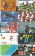 STOCK - Phonecards