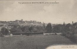 Agriculture - Eolienne - Montélimar 26 - Vue Générale Prise Au Couchant - Editeur Louis Lang - Non Classificati