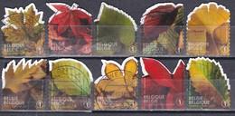 BELGIE 4268 / 4277 °  10 ZEGELS UIT B132 - Used Stamps