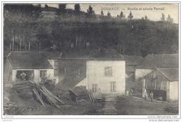 BODANGE ..-- MOULIN Et SCIERIE PERRAD . 1921 Vers WASMES ( Melle Elisabeth GARAIN ) . Voir Verso . - Fauvillers