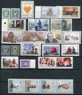 2014 -NORVEGIE -  LOT 29 VAL.+ 2 S.S.-M.N.H. -  LUXE ! - Neufs