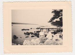 26468 Photo Iles Lerins Saint Honora Honorat -vacances 1953 - Lieux