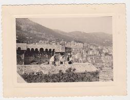 26469 Cinq 5 Photo Monaco -vacances 1953 -belgique Femme - Lieux