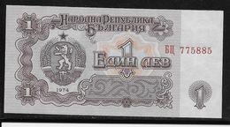Bulgarie - 1 Leva  - Pick N°88 - Neuf - Bulgarien