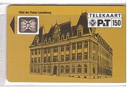 Luxembourg - PS02_B, Hotel Des Postes Luxembourg, 150 Units, CN 23980, SC5, 3.500 Ex, 11/90, Used - Luxembourg
