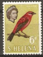 St Helena   1961  SG 181  6d  Mounted Mint - St. Helena