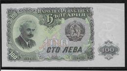 Bulgarie - 100 Leva  - Pick N°86 - SPL - Bulgarie