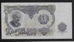 Bulgarie - 200 Leva  - Pick N°87 - SPL - Bulgarien