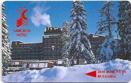 Bulgaria - Hotel Samokov, 18BULB, 1994, 20.000ex, Used - Bulgaria