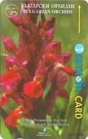 Bulgaria - Elder-Flowered Orchid Orchids, 48BULF, 07-1997, 25.000ex, Used - Bulgaria