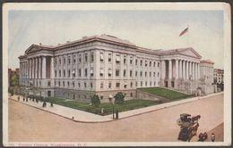 Patent Office, Washington DC, C.1905 - Foster & Reynolds U/B Postcard - Washington DC