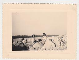 26471 Photo Iles Lerins France  Sainte Marguerite -vacances 1953 - Lieux