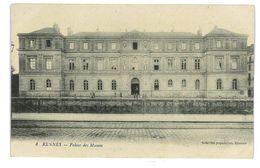CPA 35 RENNES PALAIS DES MUSEES - Rennes