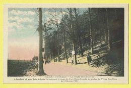 * Marche Les Dames (Namur - La Wallonie) * (Legia) La Route Vers Namur, Ou Roi Albert I Tombé Du Rocher Vieux Bon Dieu - Namur