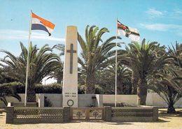 1 AK Namibia * Gedenkstätte In Swakopmund Für Die Gefallenen Im 1. Und 2. Weltkrieg * - Namibia