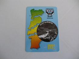 Energy Energia E.D.P. Portugal Portuguese Pocket Calendar 1992 - Calendriers