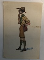 AK   SCOUTING  BOY SCOUT       MARTON - Scouting