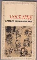 Voltaire - Lettres Philosophiques - Otros