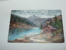 A Mountain Home America - Cartoline