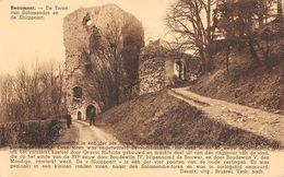 BEAUMONT - De Toren Van Salamendre En De Sluippoort - Beaumont