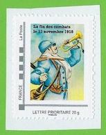 La Fin Des Combats 11 Novembre 1918 - Frankrijk