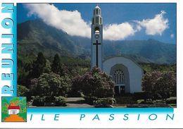 La Réunion L'Eglise De Cilaos (2 Scans) - Saint Pierre