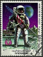 YEMEN  ESPACIO APOLLO 11 - Space